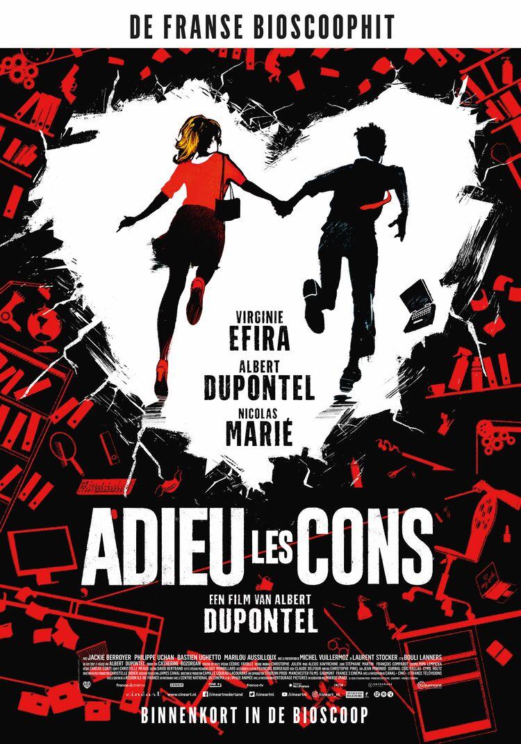 Adieu les cons - Albert Dupontel   Chassé Cinema