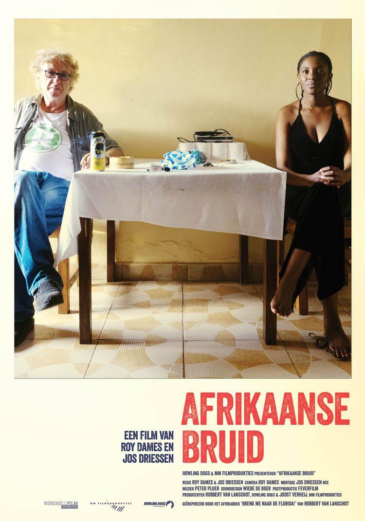 Afrikaanse Bruid - Roy Dames, Jos Driessen   Chassé Cinema