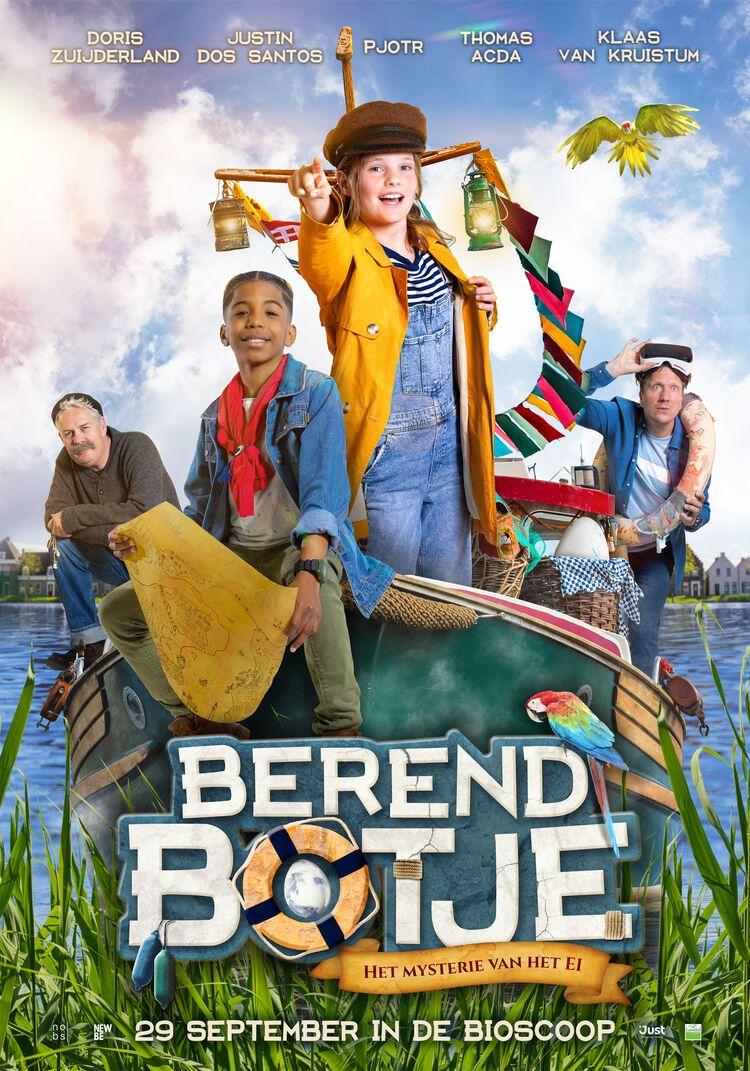Berend Botje - Derk van de Berg, Mans van de Berg | Chassé Cinema