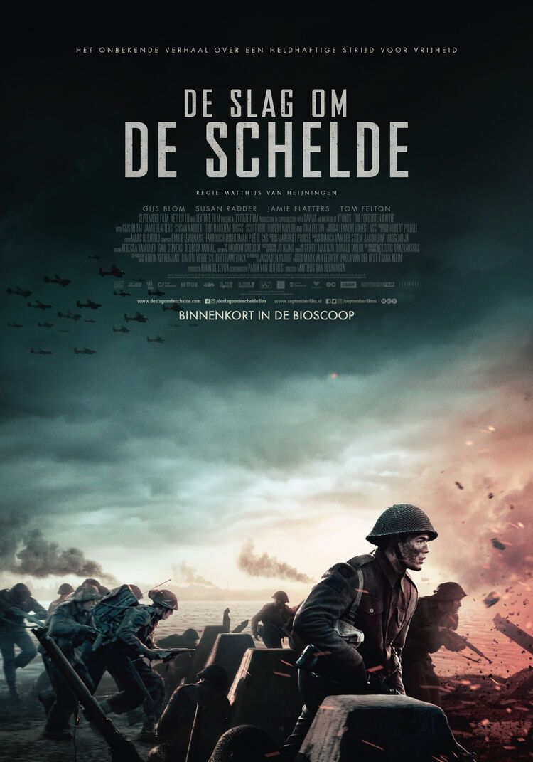 De slag om de schelde | Chassé Cinema Breda