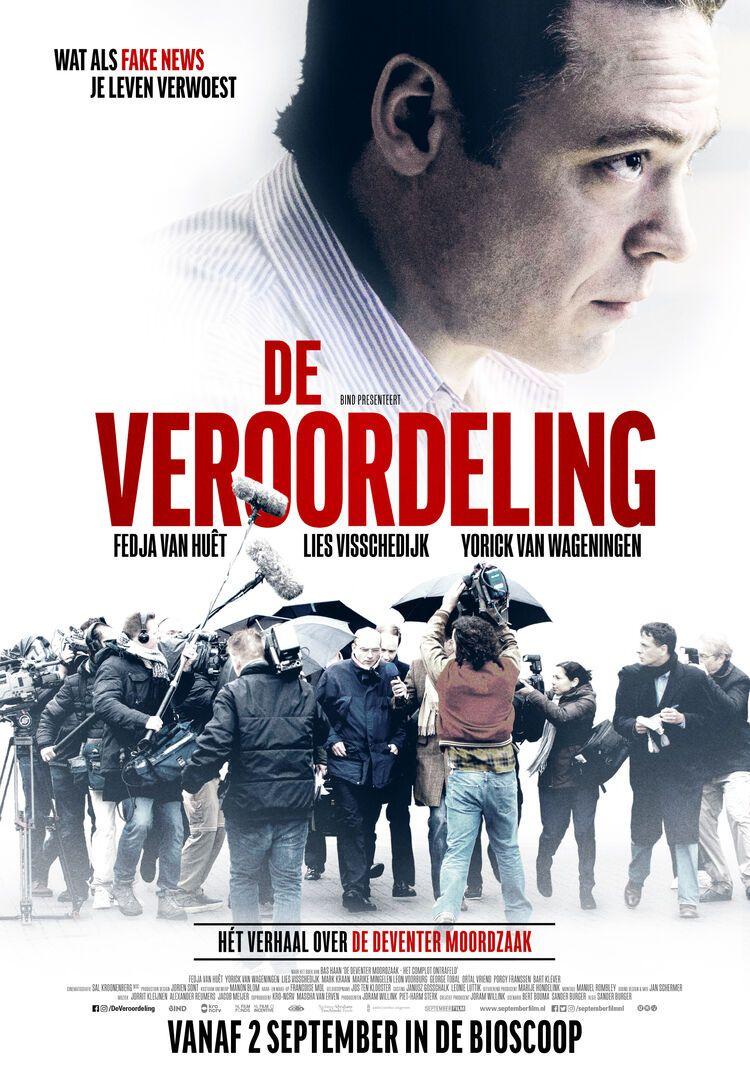 De Veroordeling - Sander Burger | Chassé Cinema