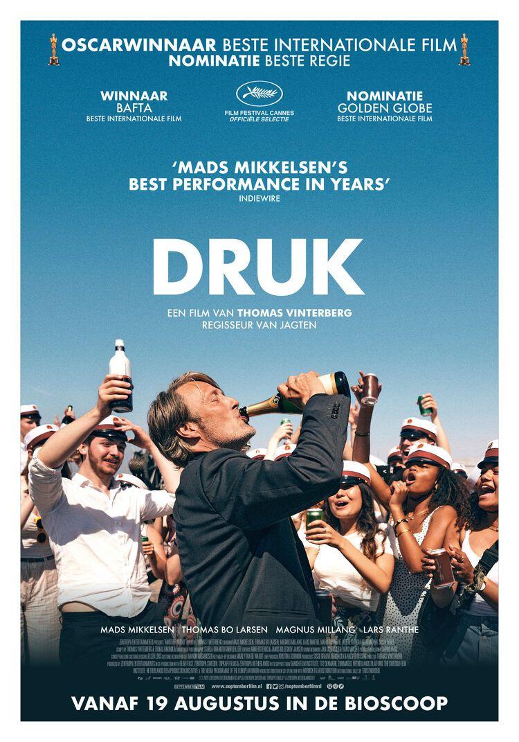Druk - Thomas Vinterberg | Chassé Cinema