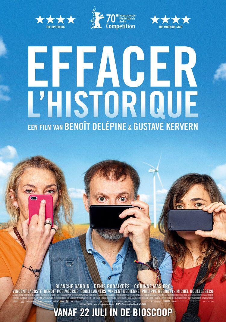 Effacer l'historique - Benoît Delépine, Gustave Kervern | Chassé Cinema
