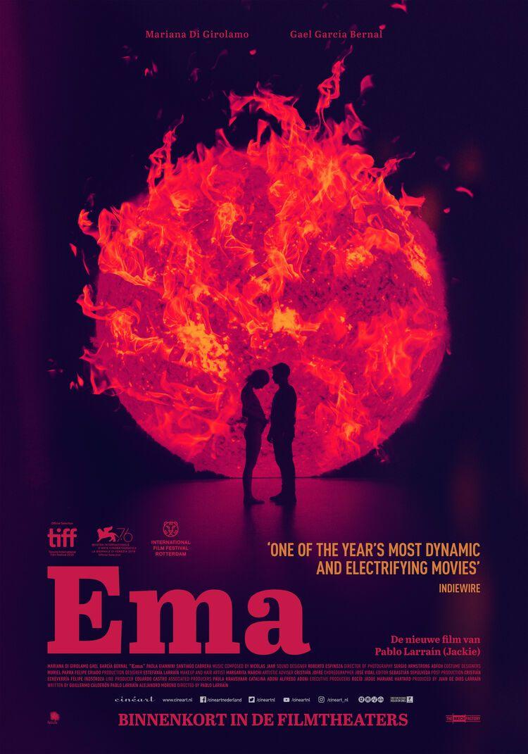 Ema - Pablo Larraín | Sunset Cinema
