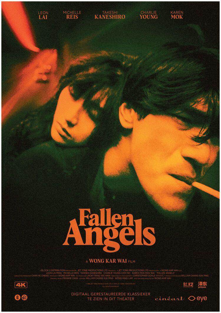 Fallen Angels - Wong Kar Wai | Chassé Cinema
