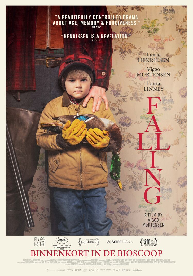 Falling - Viggo Mortensen| Chassé Cinema