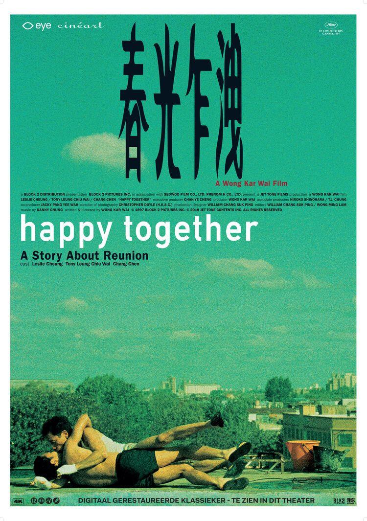 Happy Together - Wong Kar Wai | Chassé Cinema