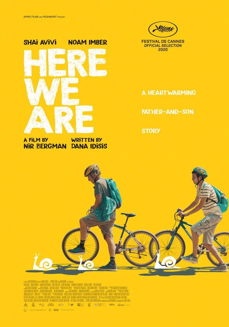 Here We Are - Nir Bergman | Chassé Cinema