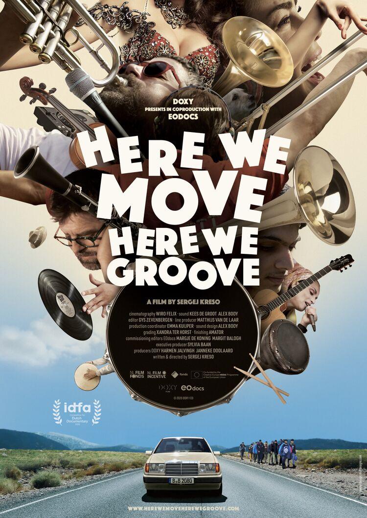 Here We Move Here We Groove - Sergej Kreso | Chassé Cinema