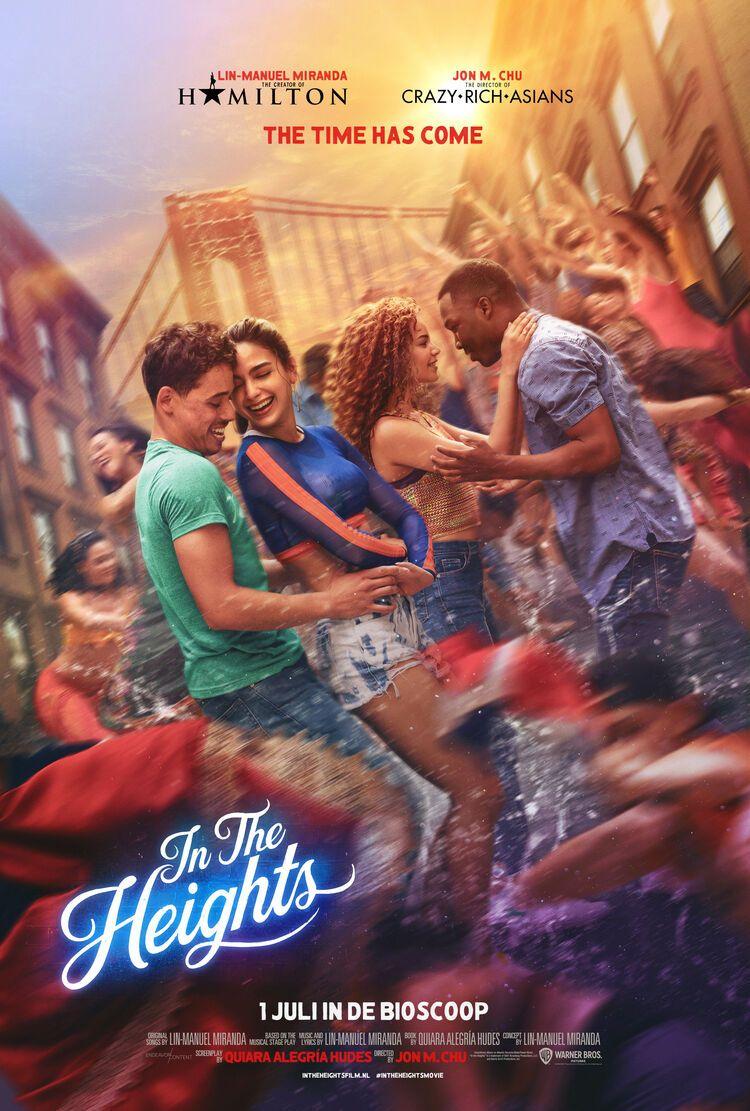 In The Heights - Jon M. Chu | Chassé Cinema