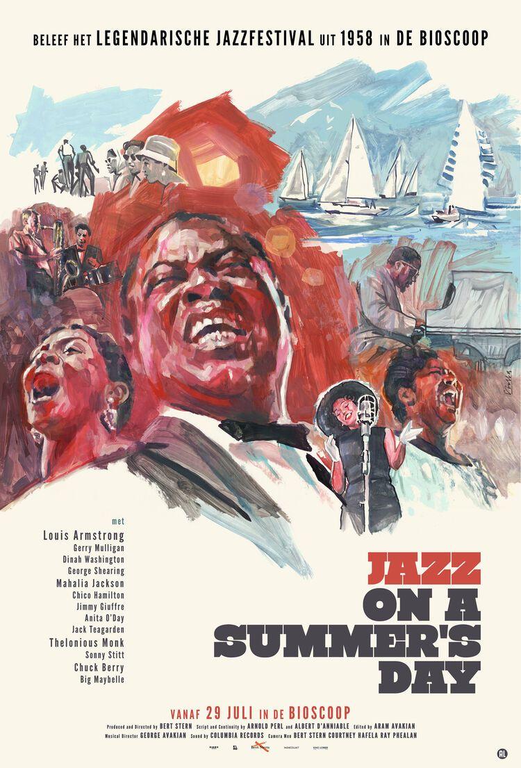 Jazz on a Summer's Day - Bert Stern | Chassé Cinema