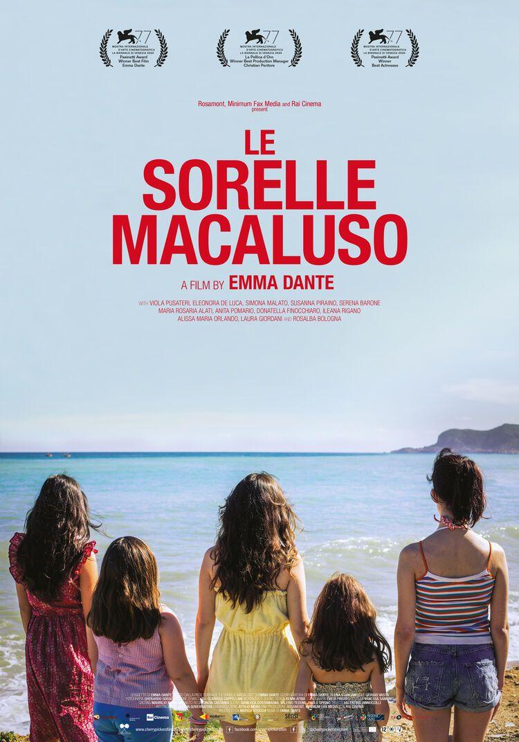 Le Sorelle Macaluso - Emma Dante   Chassé Cinema