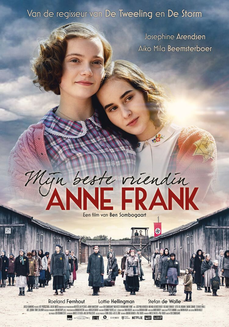 Mijn Beste Vriendin Anne Frank - Ben Sombogaart   Chassé Cinema
