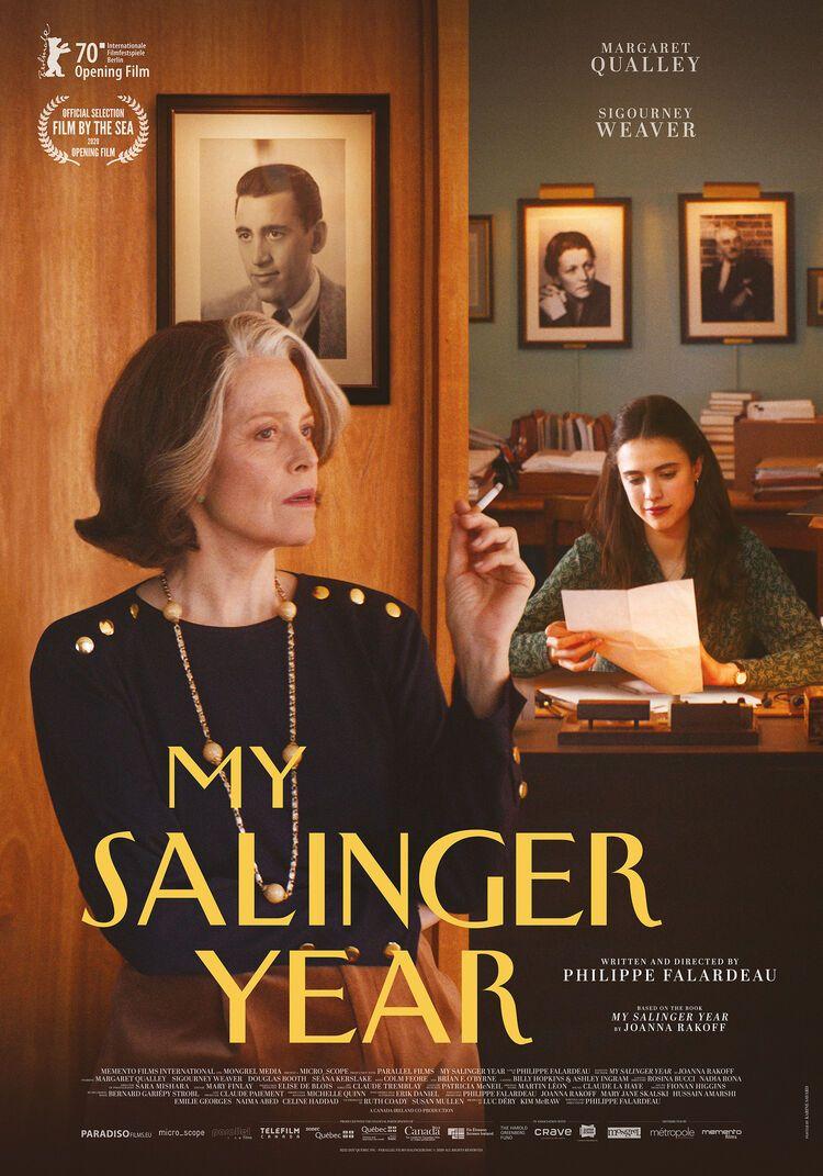My Salinger Year - Philippe Falardeau   Chassé Cinema