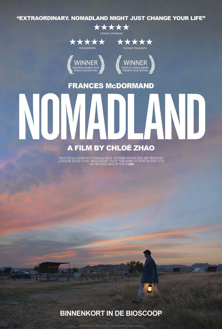 Nomadland   Chassé Cinema Breda