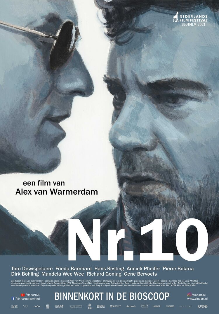 Nr. 10 - Alex van Warmerdam | Chassé Cinema