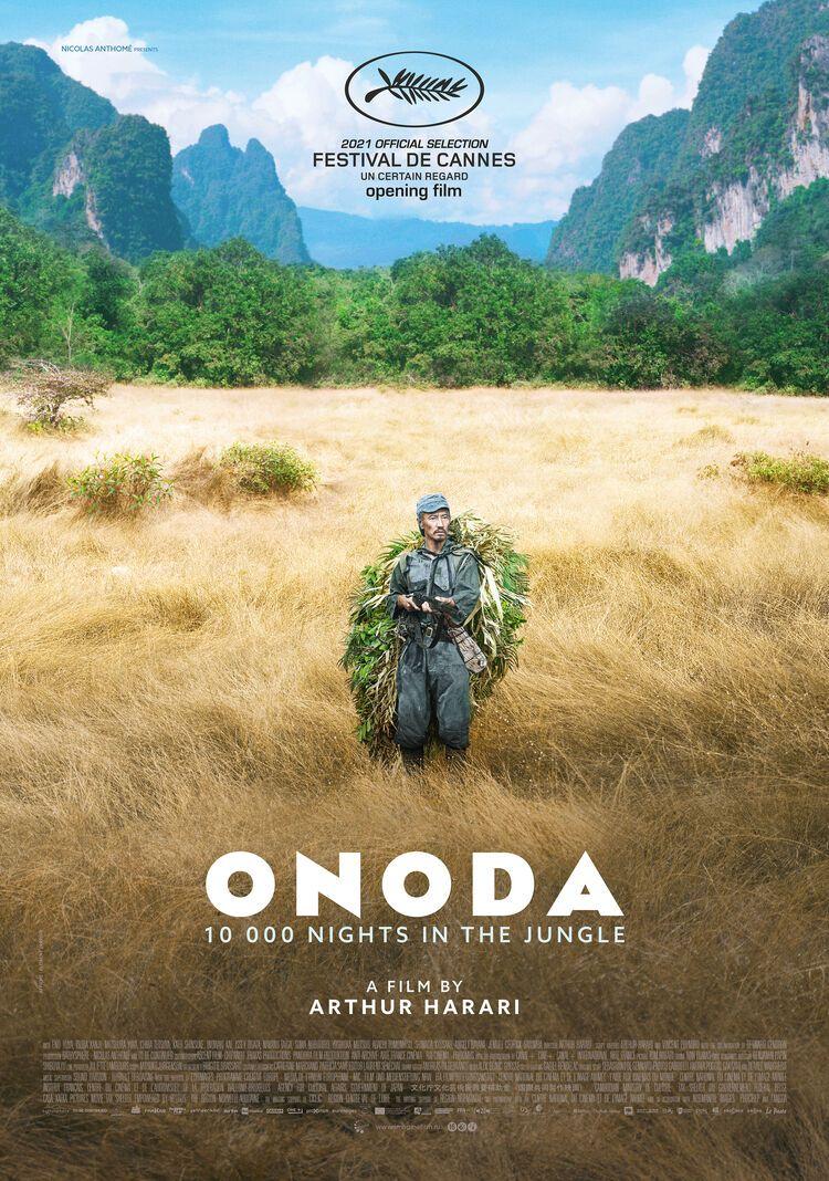 Onoda - 10 000 Nights in the Jungle - Arthur Harari | Chassé Cinema