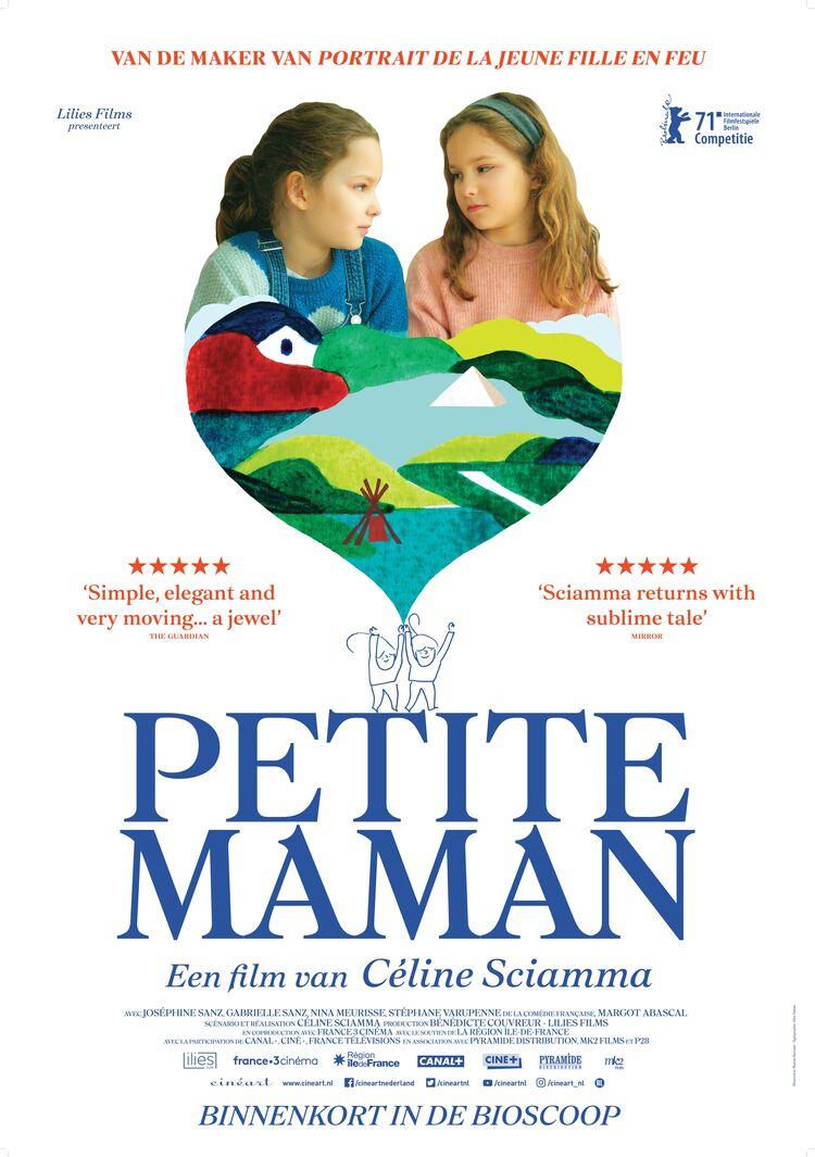 Petite Maman - Céline Sciamma | Chassé Cinema