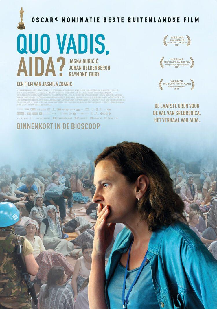 Quo Vadis, Aïda? - Jasmila Žbanić   Chassé Cinema Breda