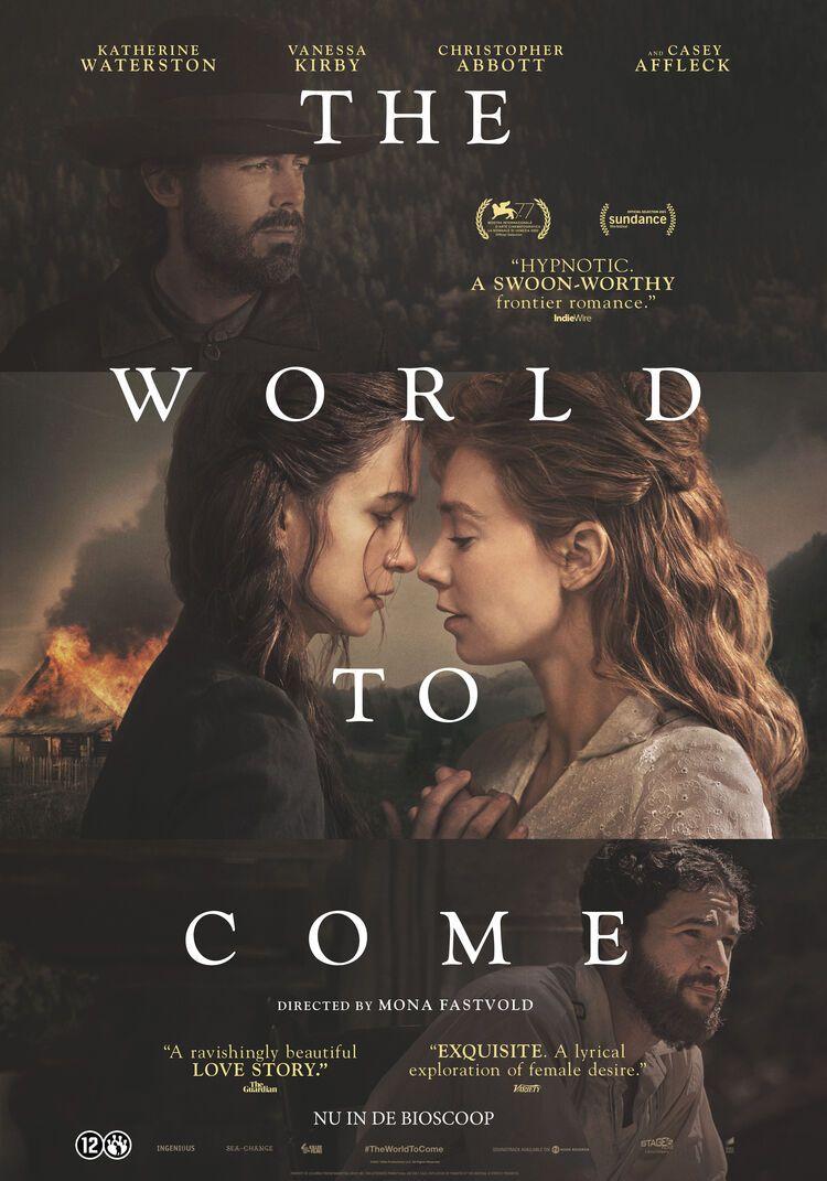 The World to Come - Mona Fastvold   Chassé Cinema