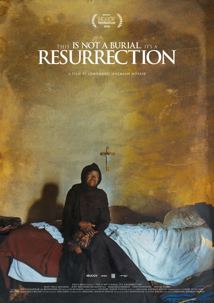 This Is Not a Burial, It's a Resurrection - Lemohang Jeremiah Mosese | Chassé Cinema
