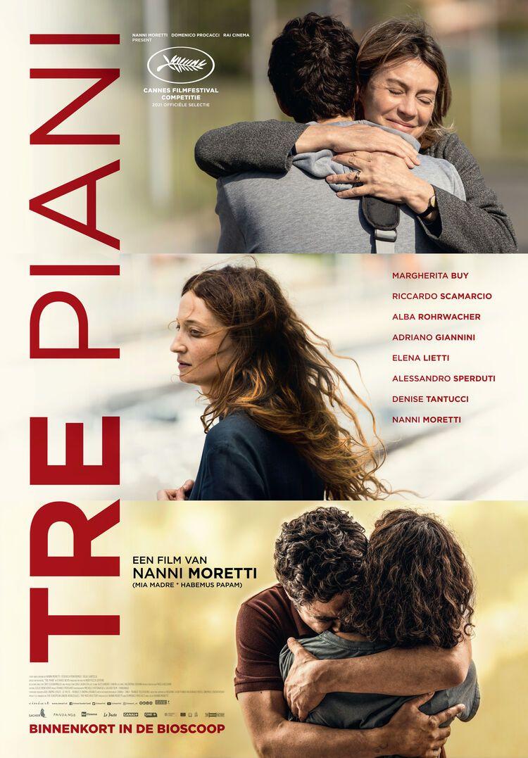 Tre piani - Nanni Moretti   Chassé Cinema