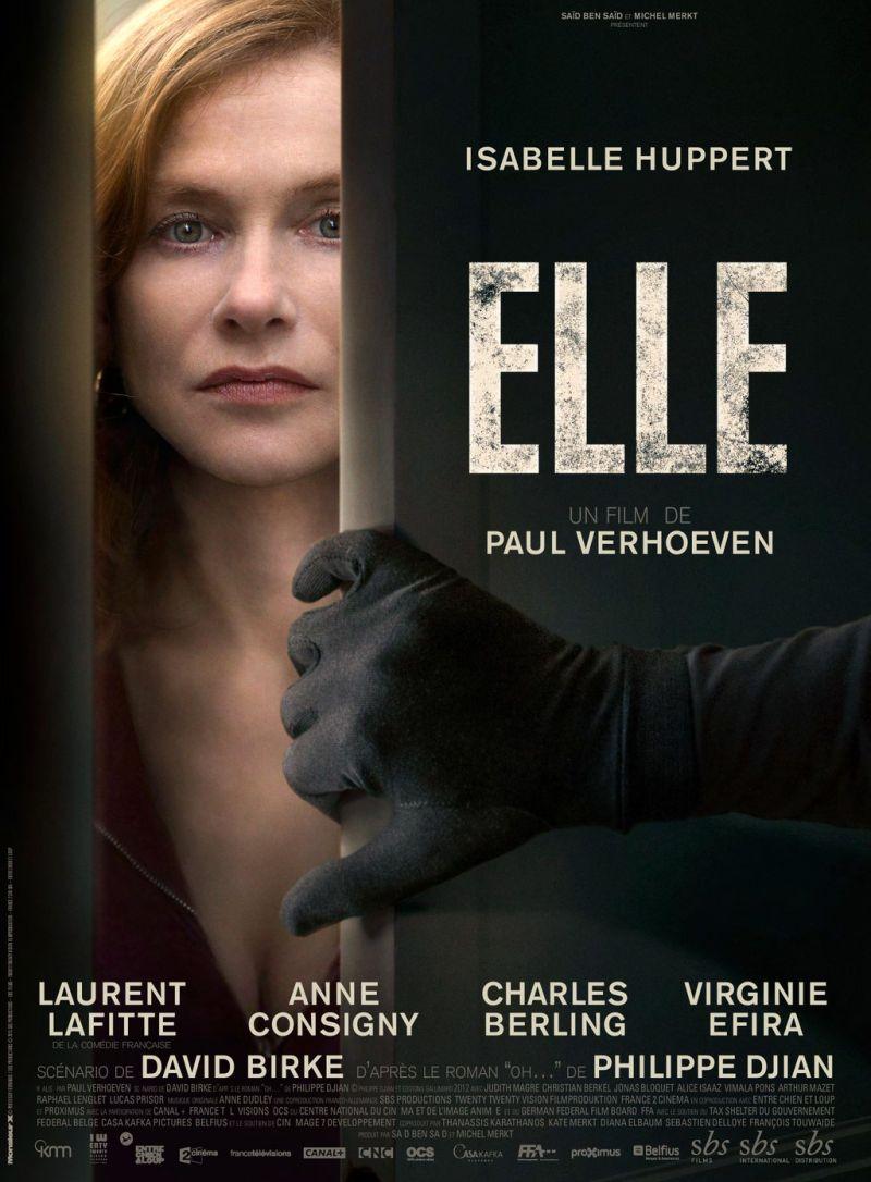 Elle - Paul Verhoeven | Chassé Cinema