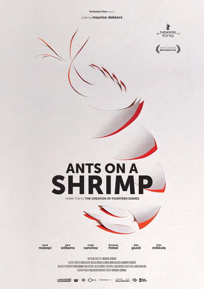 Ants on a Shrimp - Maurice Dekkers | Sunset Cinema