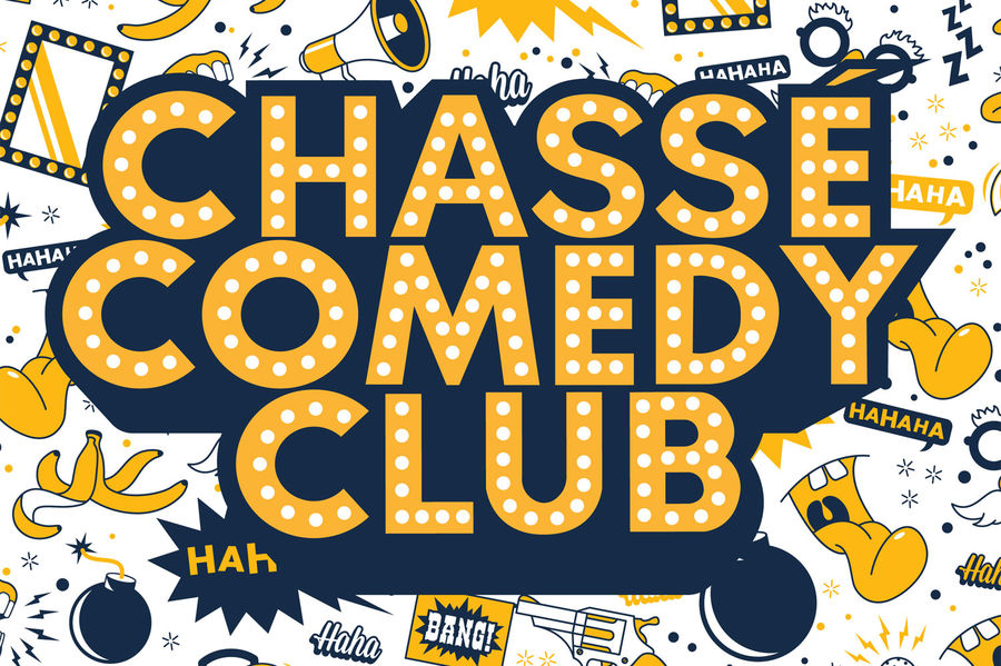 Chassé Comedy Club @ MEZZ