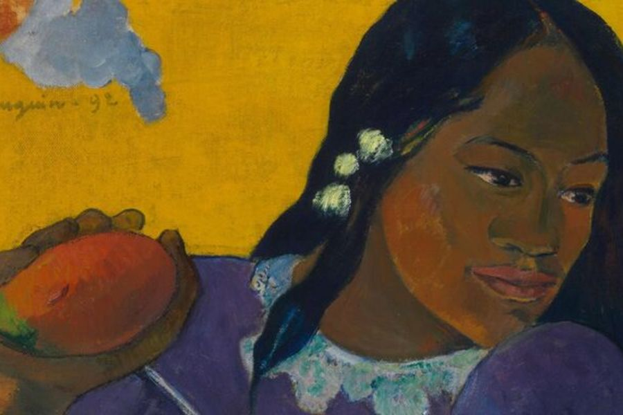 Gauguin: from the National Gallery London