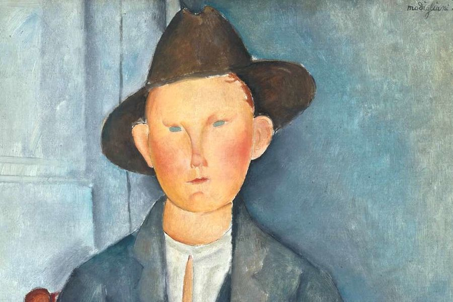 Maverik Modigliani