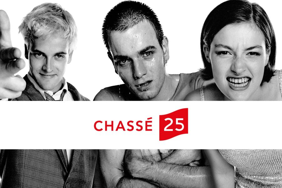 Chassé 25 jaar: Trainspotting (1996)