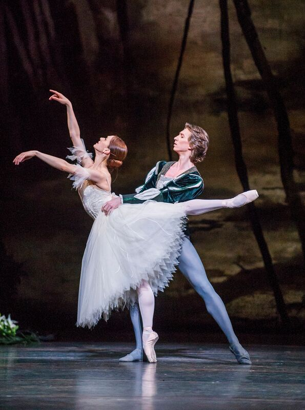 Royal Opera House Giselle - Peter Wright | Chassé Cinema Breda