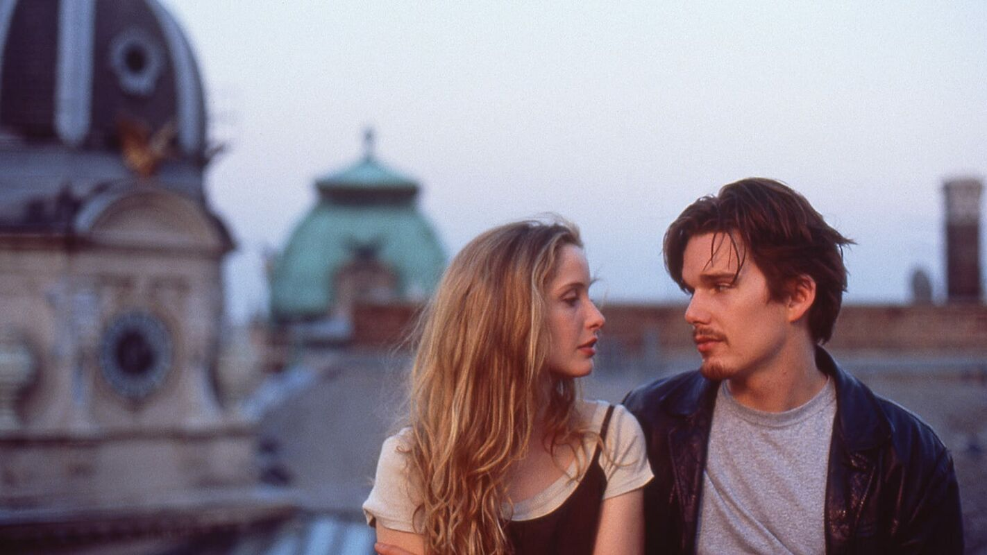 Before Sunrise - Richard Linklater | Chassé Cinema Breda